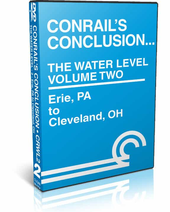 Conrail's Conclusion, Water Level Route, Part 2, Erie to Cleveland