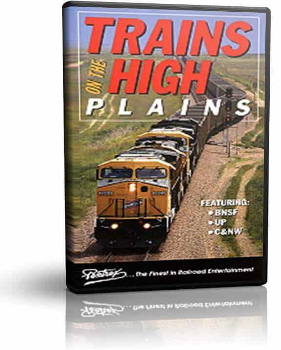 Trains on the High Plains